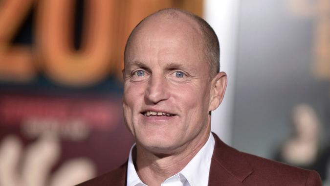 """Mandatory Credit: Photo by Richard Shotwell/Invision/AP/Shutterstock (10441291d)Woody Harrelson attends the LA Premiere of """"Zombieland: Double Tap"""" at the Regency Village Theatre, in Los AngelesLA Premiere of """"Zombieland: Double Tap"""", Los Angeles, USA - 10 Oct 2019."""