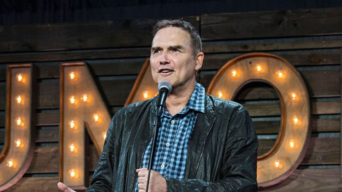 Mandatory Credit: Photo by Amy Harris/Invision/AP/Shutterstock (12444588a)Norm Macdonald appears at KAABOO 2017 in San Diego on Sept.