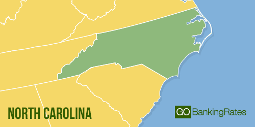 north carolina savings rates