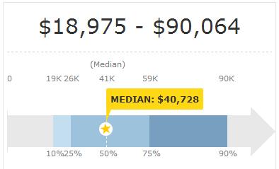 Average American Earnings