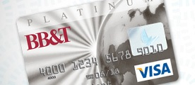 BB&T credit cards
