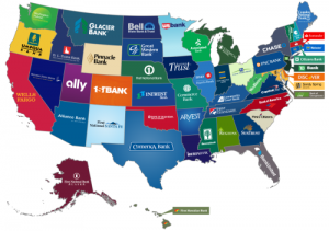 Biggest Bank in Every State: Employment, Accessibility and Community Involvement