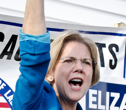 Elizabeth Warren Pushing to Break Up Big Banks With Glass-Steagall Revival