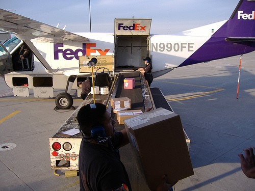 UPS and FedEx Fail to Deliver Packages Before Christmas Day