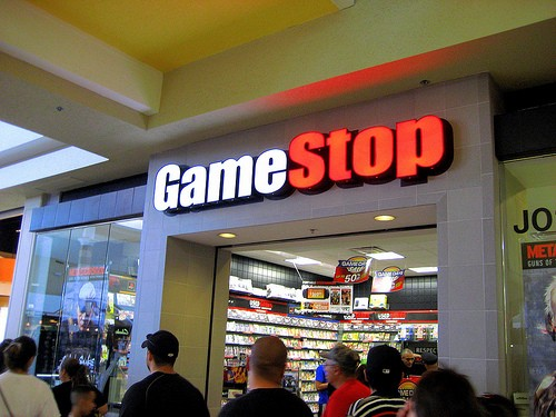 gamestop bank