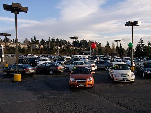 Houson auto loans