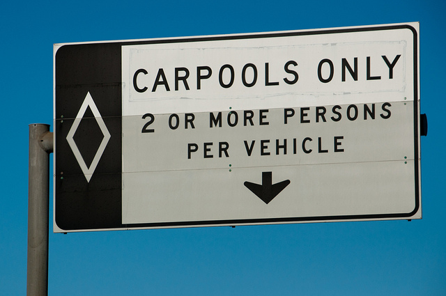 How to Save Gas with Ride Sharing Programs & Carpool Apps Like Lyft
