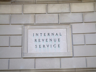 IRS Canadian banks