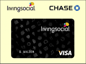 LivingSocial Rewards Visa Card
