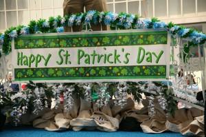 St. Patrick's Day parades