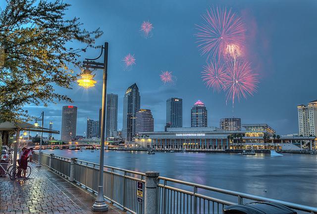 Summer vacation - Tampa