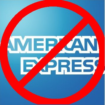 who accepts american express credit cards
