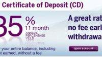 Best Liquid CD Rates of 2010