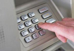 ATM PIN number reversal