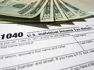 average tax return