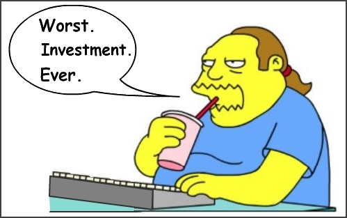 bad investments