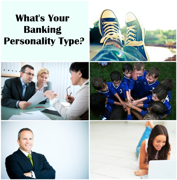 Where You Should Bank Based On Your Personality