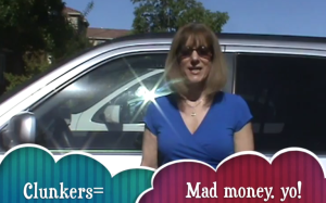 Video: Save Money by Driving a Clunker