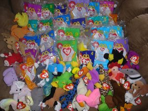 beanie babies value