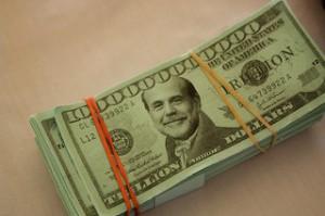 Ben Bernanke salary