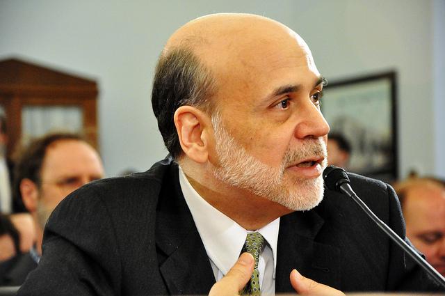 Federal Reserve Decides to Taper Bond-Buying Program