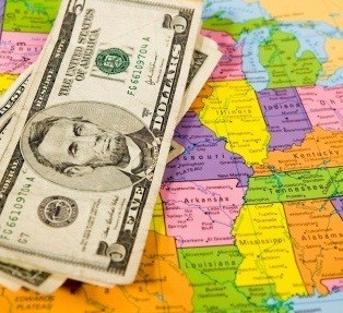 Today's Savings Account Rates by State: Where Does Your State Stand in 2013?