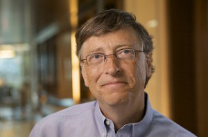 bill gates financial advice