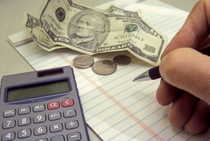 budgeting your tax return