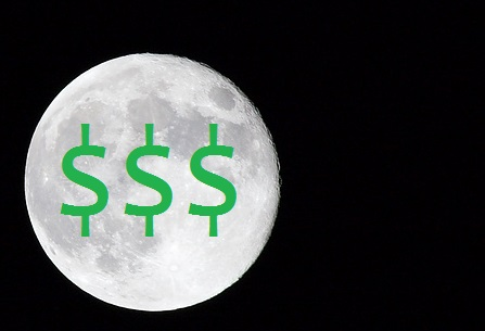 Mortgage Loan for the Moon? How to Buy Property on Another Planet