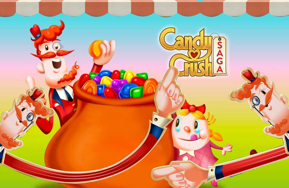 'Free' Online Games Like Facebook's Candy Crush Saga Are Draining Your Bank Account