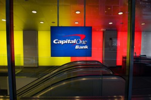 capital one contract
