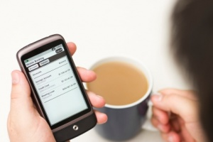 Is Your Android Spying on You? Mobile Banking Compromised by Carrier IQ