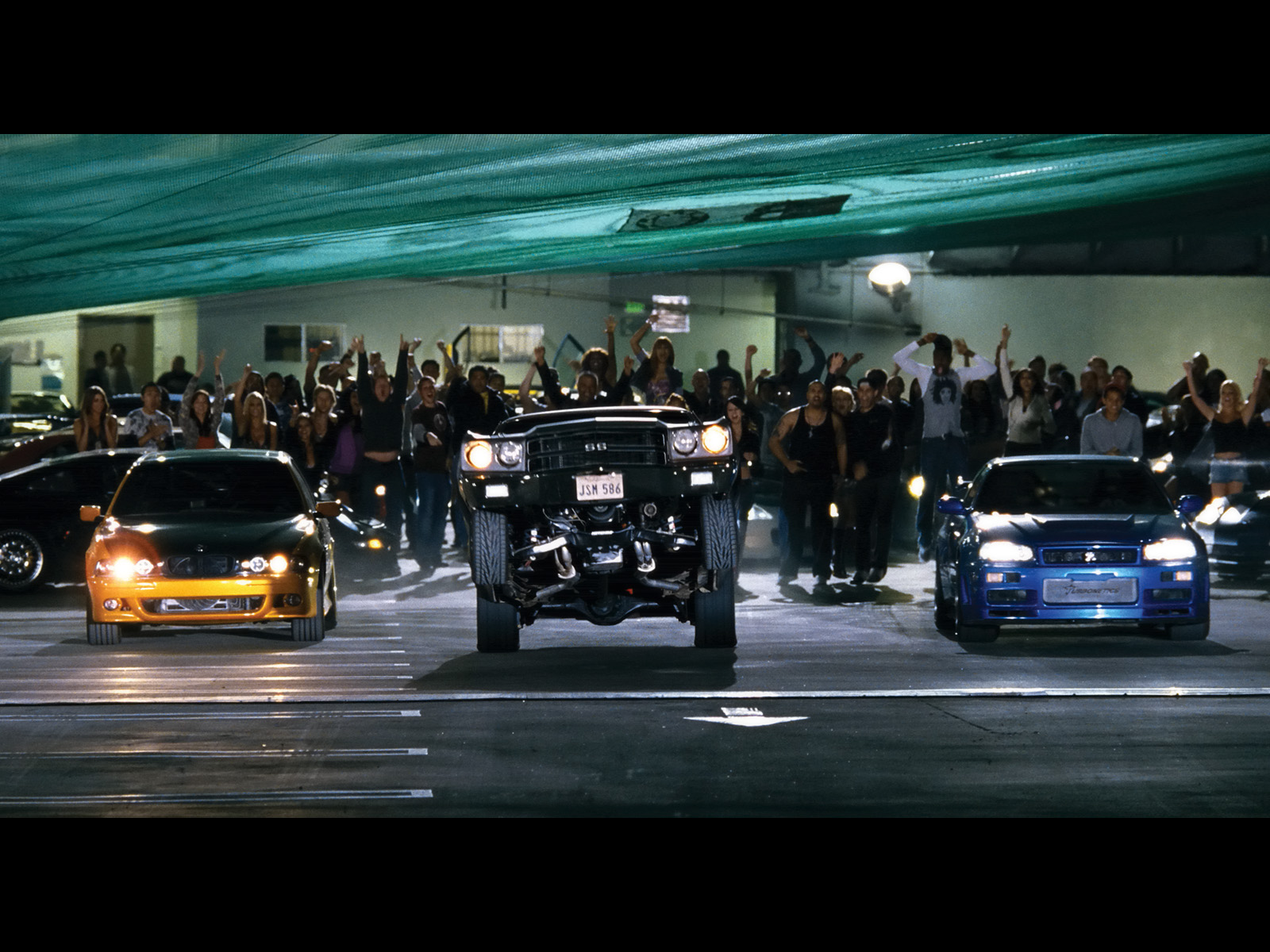 '69 Mustang Anvil to the New Nissan GT-R: What an Auto Loan on Each of the Cars of Fast and Furious 6 Will Cost You