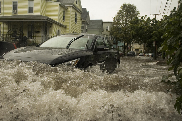 Looking for a Cheap Auto Loan? Don't Rule Out Vehicles Damaged by Sandy Flooding