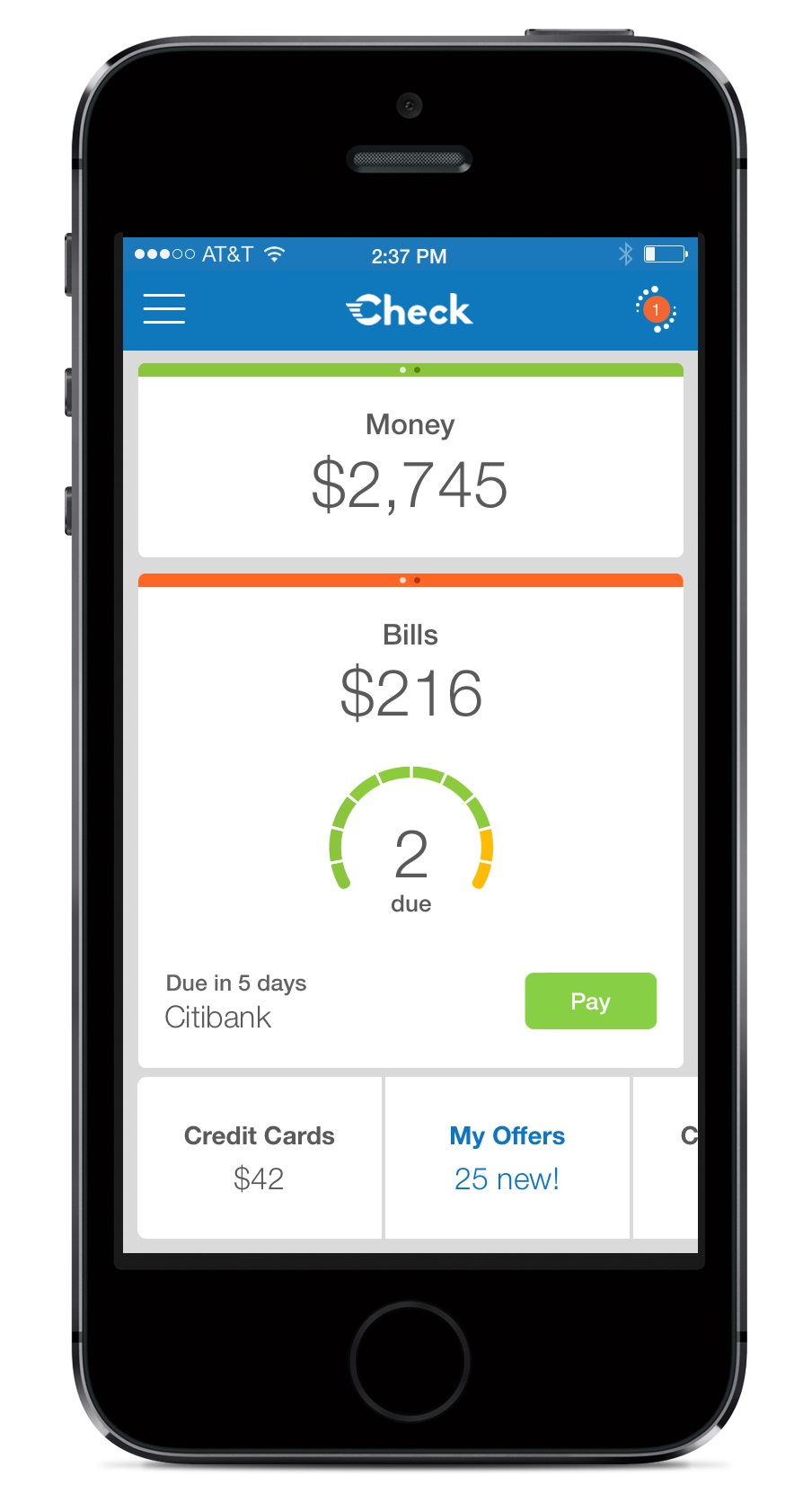 Review: Can the Check App Really Compete with Mint?