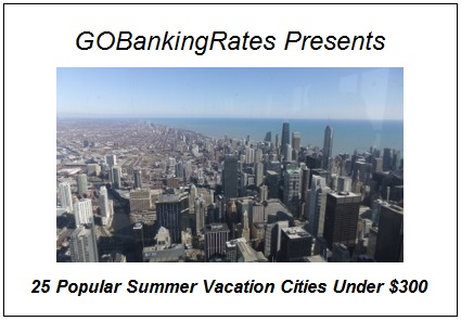 Chicago Ranked Among Most Affordable Summer Vacation Destinations