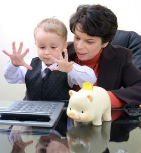childrens finance
