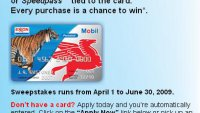 CITI $2,000 A Day Giveaway to ExxonMobil Gas Card Holders!