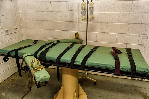 Botched Execution Raises Question: What's the Cost to Taxpayers?