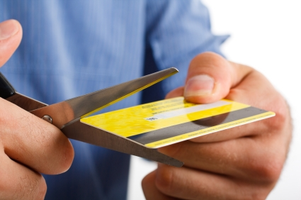 One Upside to the Recession: Huge Decline in Credit Card Debt