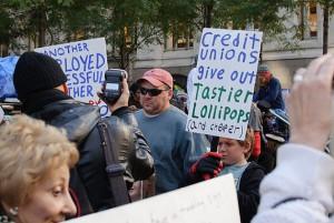 credit unions versus banks