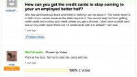 The 10 Dumbest Money-Related Yahoo! Answer Fails