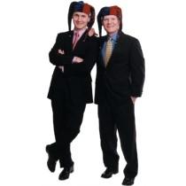 David and Tom Gardner: Motley Fools