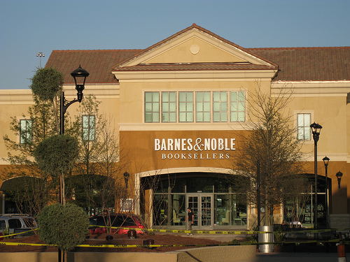 Barnes and Noble Customers Find Out Their Bank Account Information Was Stolen One Month Later