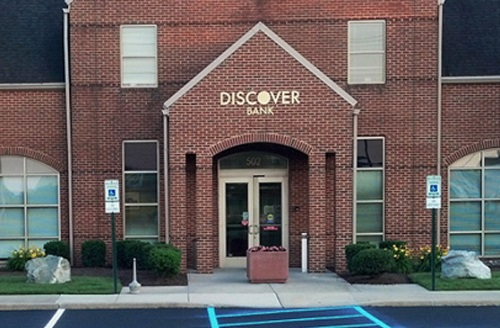 Discover Bank Revamps Site