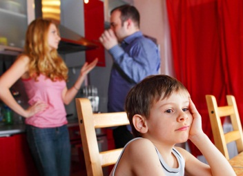 Parents Who Fight Over Their Bank Accounts Raise Kids Who Overspend