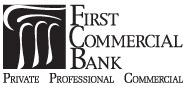 First Commercial Bank 2.70% APY CD Rate for 18 Month Term