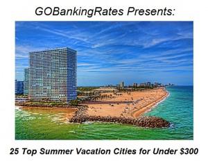 Fort Lauderdale Ranks No. 3 for Most Affordable Summer Destinations