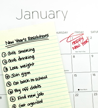 Top 4 Financial Resolutions and How to Stop Failing at Them