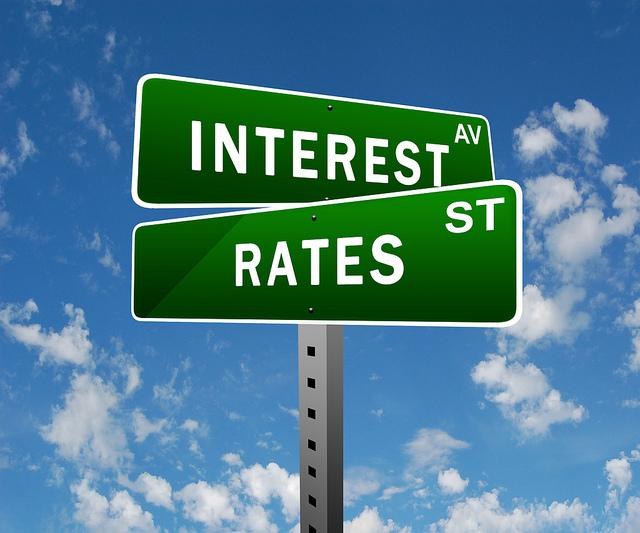 historical interest rates
